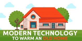 Energy Efficient Homes How To Keep An Old Home Warm With Modern Technology Inhabitat