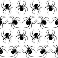 halloween spiders background halloween seamless u2014 stock vector len pri 5423237