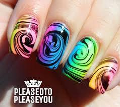 35 water marble nail art designs marble nail art marble nails