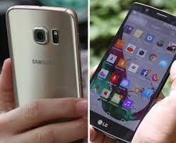 lg black friday galaxy s6 e lg g4 os celulares mais buscados da black friday 2015