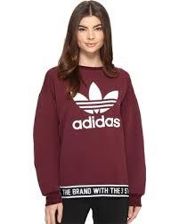 adidas sweater find the best deals on adidas originals trefoil sweatshirt
