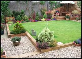 Garden Pictures Ideas Wooden Garden Edging 36 In Amazing Small Home Decoration Ideas