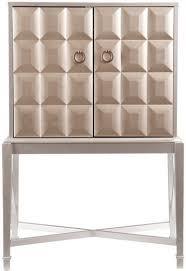 Jonathan Adler Bar Cabinet Black And Brass Addison Bar Cabinet