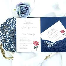 diy invitation kits luxury pocket folder wedding invitation kits and pocket wedding