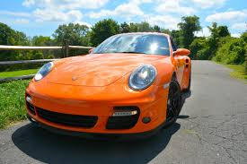 orange porsche 911 2007 porsche 911 turbo in orange hunting ridge motors