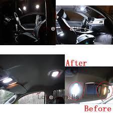 2015 ford explorer interior lights 11pcs bulbs white led interior lights package kit fit 2011 2015 ford