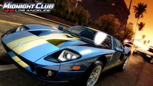 Buy 2nd Hand Car Los Angeles Cgrundertow Midnight Club Los Angeles For Playstation 3 Video