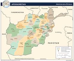 Map Of China Provinces Maps Of Afghanistan Detailed Map Of Afghanistan In English