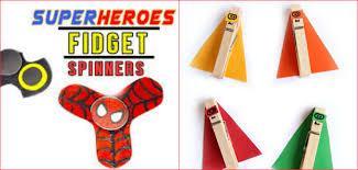 5 fun superhero kids crafts diy thought
