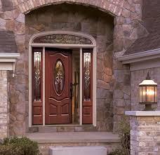 House Exterior Doors Best Fiberglass Exterior Doors Door Styles