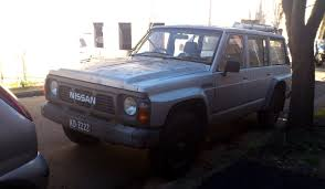 nissan patrol 1990 modified nissan patrol wikipedia
