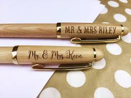 guest book pen wedding dropbox guestbook pen mr mrs pen personalised