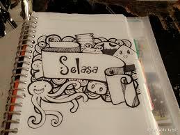 Gambar Doodle Struktur Kelas