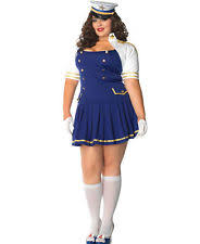 Ship Captain Halloween Costume Leg Avenue Sailor Costumes Women Ebay