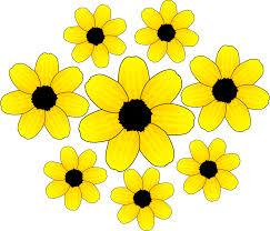 free spring flowers clip art images clipart image 2 clipartix