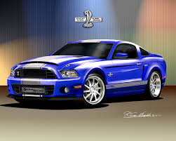2013 mustang gt blue 2013 2014 ford mustang prints posters by danny whitfield