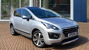peugeot suv 2016 used peugeot 3008 2016 for sale motors co uk