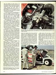 porsche 904 chassis porsche 956 chassis 106 motor sport mag 10 1983 porsche