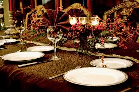 banquet decorating ideas for tables christmas banquet table centerpieces amazing holiday table