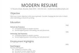 resume format word document sle resume templates word sle resume in word format