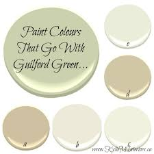 benjamin moore 2015 colour of the year u2013 guilford green