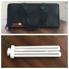 light therapy boxes for sale bright light therapy l bulb case the sunbox company