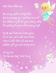 tooth fairy gift tooth fairy letter free printable elfster