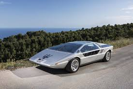 vintage maserati for sale one of a kind maserati boomerang concept car offered for sale