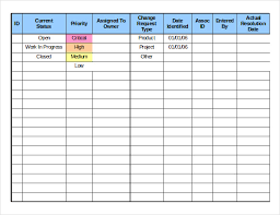 Free Change Order Template Excel Change Request Form Name Change Request Form Sle Request Form