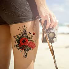 Large Flower Tattoos On - 590 best ideas images on drawings ideas