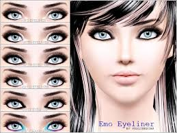 emo eye makeup for designs brown eyes and tutorial previousnext