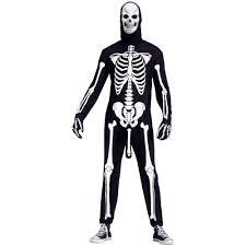 skele mens costume