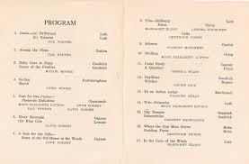 christmas concert program template violin recital program template expin memberpro co