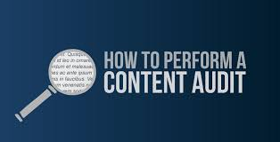 how to perform an effective content audit free template