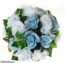 Blue Wedding Flowers Download Light Blue Wedding Bouquets Wedding Corners