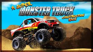 super corsa costruzione monster truck miglior gioco