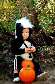 Baby Skunk Costume Halloween Flower Bambi Baby Skunk Costume Auntie Em
