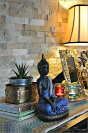 Buddha Home Decor Statues by Buddha Home Decor Statues Aapnocraft 11 Blue Abhaya Buddha Statue