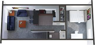 modern floor plan valencia apartments floor plans