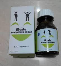 jual madu penggemuk badan obat penggemuk badan pria wanita diatas 5