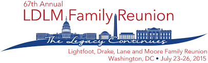 67th annual ldlm family reunion letter and registration form