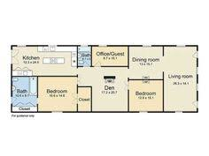Shotgun Floor Plans My Favorite Four Bay Floor Plan They Created A Foyer Absent In