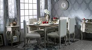 bac pro cuisine lyon ladder lyon six seater solid wood dining table set