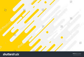 modern style abstract background yellow gray stock vector