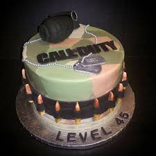 call of duty birthday cake call of duty birthday cake cakecentral
