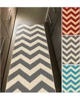 Chevron Runner Rug Great Deals On Rubber Backed Runners