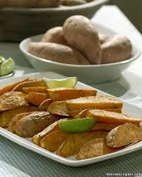 spicy sweet potatoes recipe martha stewart