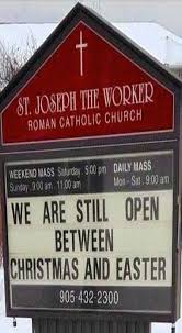 Church Sign Meme - 83 best church signs images on pinterest funny church signs