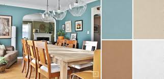 Blue Paint For Dining Room - Paint for dining room