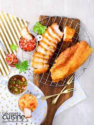 fast food cuisine หม สามช นทอดน ำปลา gourmet cuisine magazine